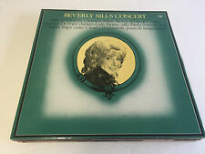Beverly Sills Concert Label: ABC Westminster Gold ‎– VINYL LP NMINT/EX