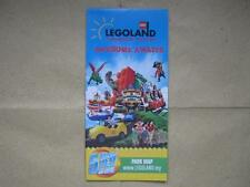 Legoland Malaysia 2015 Park Guide Map ENGLISH version