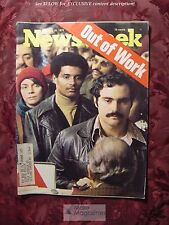 NEWSWEEK January 20 1975 UNEMPLOYMENT MALCOLM FORBES ++