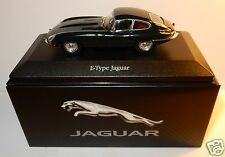 EDITIONS ATLAS JAGUAR XK16 TYPE E 1961 VERT FONCE 1/43 IN BOX + CERTIFICAT