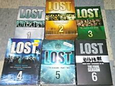 Lost TV series DVD and Encyclopedia