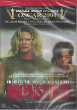 Dvd video **MONSTER** con Charlize Theron Christina Ricci nuovo sigillato 2004