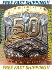 Denver Broncos Super Bowl 50 MVP Miller 2016 Championship Ring - Sizes 6 - 14