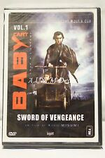 baby cart volume 1 sword of vengeance  ntsc import dvd English subtitle