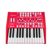 Arturia MiniBrute Red Limited Edition 25-Key Analog Synthesizer