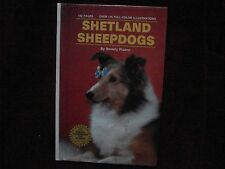 Shetland Sheepdogs By Beverly Pisano Care of Dogs HC  1990 color photos 192 pgs