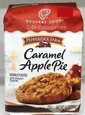 Pepperidge Farm Caramel Apple Pie Dessert Shop Cookies 8.6 oz