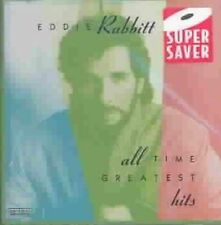 NEW Eddie Rabbitt: All Time Greatest Hits (Audio CD)