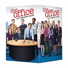 The Office: Complete TV Series Seasons 1 2 3 4 5 6 7 8 9 Boxed / DVD Set NEW!