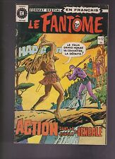 """1970's Heritage Editions French """"The Phantom"""" Comic Book #12"""