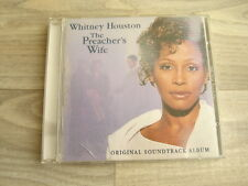 WHITNEY HOUSTON CD soundtrack pop80s HOLOGRAM 3D LENTICULAR film movie soul r&b
