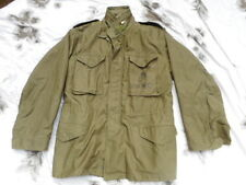 US MARINES MARINE USMC genuine ISSUE M65 M 65 COAT jacket VIETNAM WAR OG -107