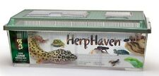 Lee HerpHaven Breeder Box Reptile Snake Lizard Gecko Frog Cage Enclosure Large