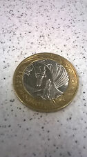 GB £2 (TWO POUND) COIN - OLYMPIC HANDOVER LONDON TO RIO- 2012