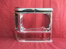 NOS Dodge Caravan Plymouth Voyager Chrome Head Lamp Light Bezel 1987 - 90 RH