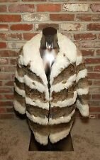 Vintage Women's Fur Coat Janet Sloane Inc