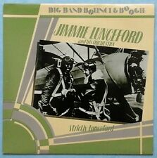 JIMMIE LUNCEFORD ~ STRICTLY LUNCEFORD ~ 1983 UK 17-TRACK STEREO LP RECORD