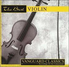 FREE US SH (int'l sh=$0-$3) NEW CD : The Best Violin [Best Buy Exclusive]