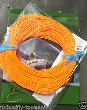 Fly Fishing Line, Mike Tenner pro Guide practice High-Vis WWF fly line
