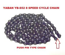 YABAN  S52  7 & 8 SPEED  112 LINK BICYCLE CYCLE CHAIN