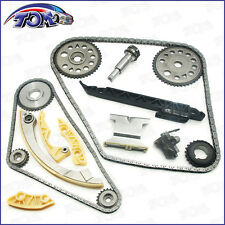 BRAND NEW ECOTEC ENGINE TIMING CHAIN KIT WITH BALANCE SHAFT 00-11 GM 2.0L 2.2L