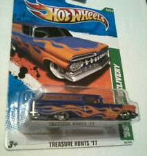 2011HOT WHEELS SUPER TREASURE HUNT'59 CHEVY DELIVERY��