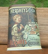 HERSHEY'S Foods cocoa chocolate 1984 made in England