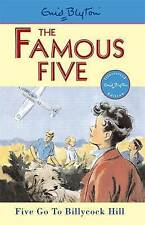 NEW (16)  FIVE GO TO BILLYCOCK HILL ( FAMOUS FIVE book ) Enid Blyton