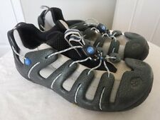 WOMENS MION GSR DRAWSTRING WATER SPORT RIVER SANDALS SHOES 41.5 10 MINT