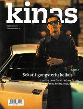 Rare Lithuanian KINAS /CINEMA Magazine 01/2015 WILLEM DAFOE Cover @EXCLT@