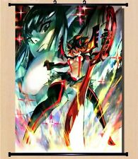 "8""*12""Home Decor Japanese Anime KILL LA KILL Wall Poster Scroll KI2"