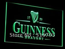 Guinness led Neon Light Sign  Beer Bar Home Decor Man Cave