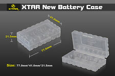 New XTAR Battery Box Battery Case ( 18650 / 18700 / 16340 / CR123A / 18350 )