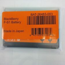 2 NEW OEM ORIGINAL BlackBerry F-S1 FS1 Battery For Torch 9800 9810 1270mAh