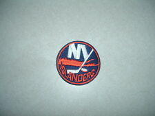 PATCH NEW YORK ISLANDERS HOCKEY ALMOST 2 1/2 INCHES ROUND