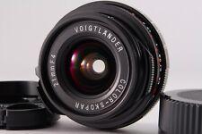 [Top Mint] Voigtlander Color Skopar 21mm f/4 Leica M Mount From Japan