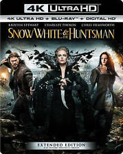 Snow White and the Huntsman 2016, 4K Ultra HD UHD Blu-ray, Extended Edition