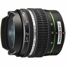 PENTAX Fisheye Zoom Lens DA FISH-EYE 10-17mm F3.5-4.5ED IF K mount APS-C New