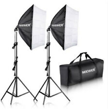 700W 24x24-Inch (60x60 Centimeters) Softbox with E27 Socket Light Lighting Kit