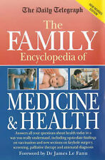 The Daily Telegraph: Family Encyclopedia of Medicine And Health: New, revised ed