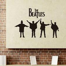 Art Quote Wall Decal Decor Room Stickers Vinyl Removable Home Mural The Beatles