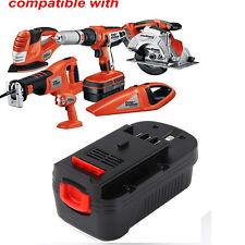 18 V Black & Decker Battery HPB18 A1718 A18 244760-00 FSB18 Firestorm FS18BX A18
