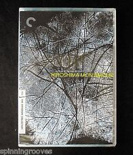 Hiroshima Mon Amour: A Film by Alain Resnais (DVD) Criterion Collection NEW!