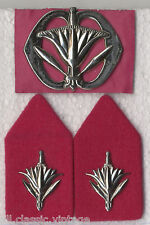 Military Badge Set - Original Dutch Baret/Shoulder Emblem Korps Administratie