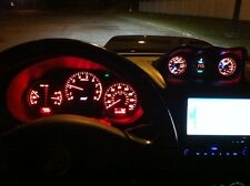 Red LED Dash Gauge Light Kit - Suit Lexus IS200 IS250