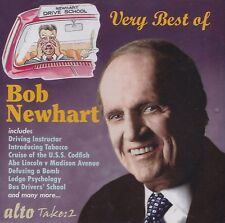 [NEW] CD: THE VERY BEST OF BOB NEWHART