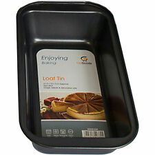 BOGOF Non Stick Loaf Baking Tin Large Deep Cake Bread Dish Tray Bake Liners