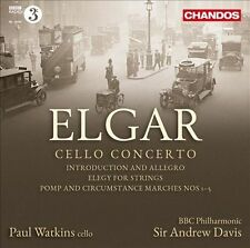 Elgar: Cello Concerto / Introduction and Allegro / Elegy /  Pomp and Circumstanc