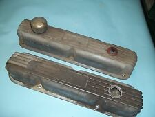 Mopar Vintage  318,340,360 Small Block  Cast Aluminum Valve Covers. No Reserve