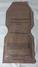Meal Ready to Eat (MRE) Cocoa Beverage Powder 30Pcs Hot Chocolate Ration IMP